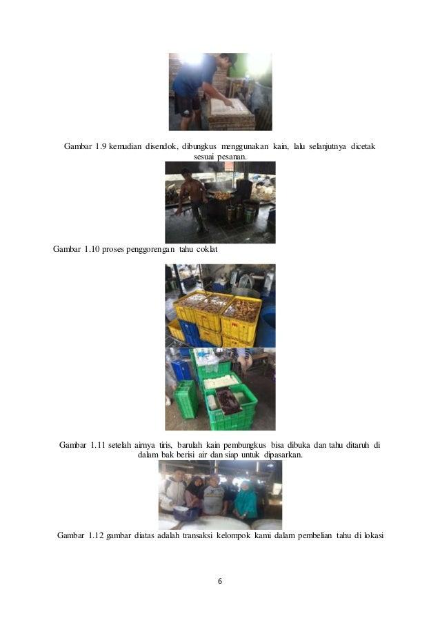 6 Gambar 1.9 kemudian disendok, dibungkus menggunakan kain, lalu selanjutnya dicetak sesuai pesanan. Gambar 1.10 proses pe...