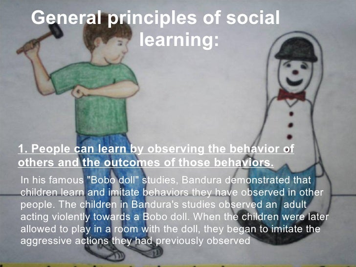 Social Learning: Albert Bandura's Interesting Theory