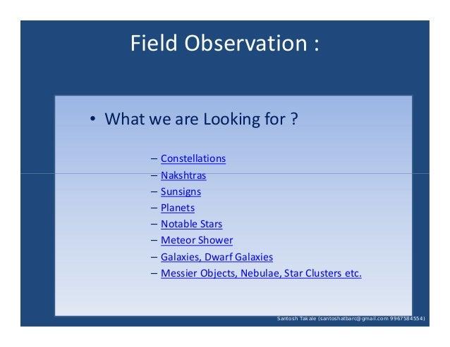 Observational Parameters by Santosh Takale at MU Astro Basic (27-10-13).pdf Slide 3