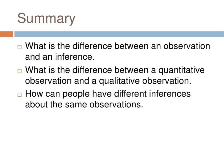 Observations And Inferences – Observations and Inferences Worksheet