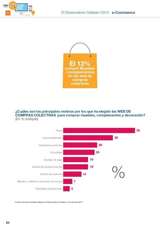 El comercio electr nico en espa a tendencias y for Compra de muebles por internet