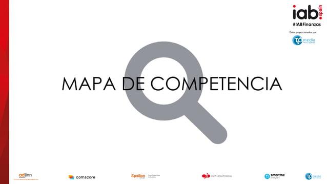#IABFinanzas MAPA DE COMPETENCIA