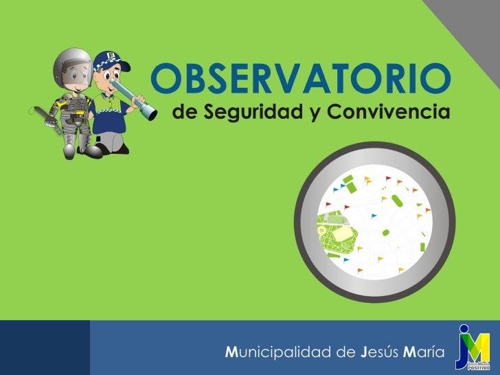 Municipalidad de Jesús María