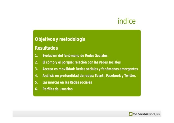 Observatorio Redes Sociales 2011 BBVA Microsoft Slide 2