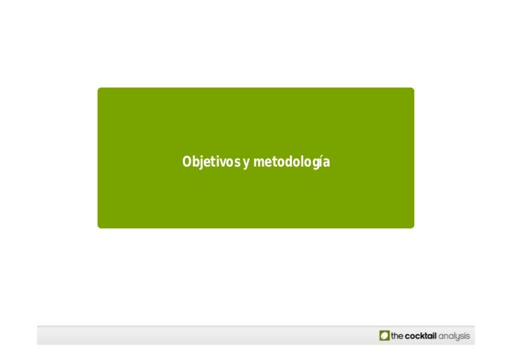 Observatorio Redes Sociales 2011 BBVA Microsoft Slide 3