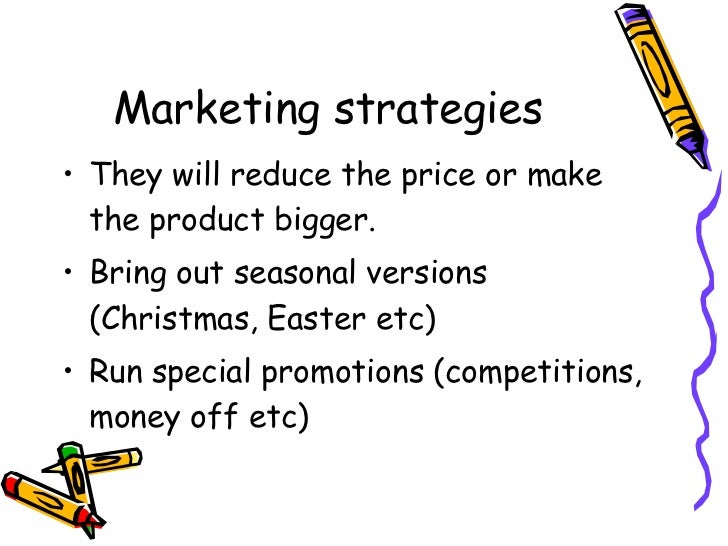 marketing strategies when dealing with choc Based on a compelling strategy, our company delivers dependable value over the short term and long term  we are fully committed to digital marketing and e.