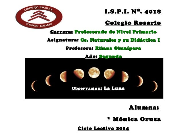 Las fases de la Luna. Modelo y Observación