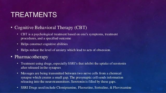Obsessive-Compulsive Disorder Treatment Program Options