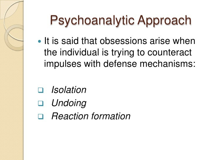 an introduction to monomania a pathological obsession Introduction • what is dsm and how is it used – descriptions, symptoms, and other criteria for diagnosing mental disorders • strives to ensure diagnoses are accurate and monomania (single pathological preoccupation, otherwise sound mind) 7 complete conviction that obsessive-compulsive disorder beliefs are.