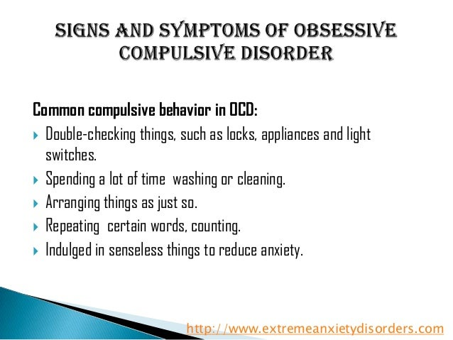 introduction to depression phobias and ocd Introduction he's an obsessive  , depression, phobias, panic and ocd see our leaflet on cbt or the following links:  overcoming obsessive-compulsive disorder:.