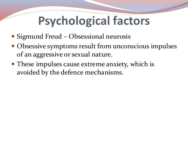 Sexual ocd psychologists