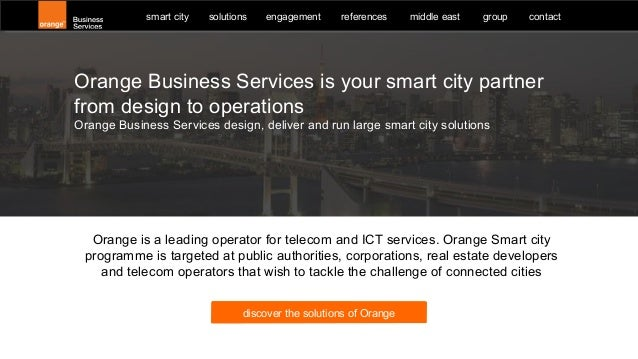 orange smart city in mena an outline. Black Bedroom Furniture Sets. Home Design Ideas