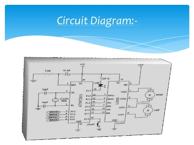 Make Your First Arduino Robot The Best Beginners Guide D21a4f moreover Diy Arduino Based Smart Vacuum Cleaning Robot together with 91xr54 moreover How Make Your First Robot Using Arduino as well How To Make Simple Infrared Sensor Modules. on obstacle avoidance arduino robot circuit diagram