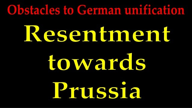 Prussian power Although Austria was the most politically powerful state in the Bund, Prussia was very important too. Pruss...
