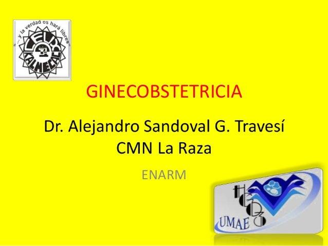GINECOBSTETRICIA ENARM