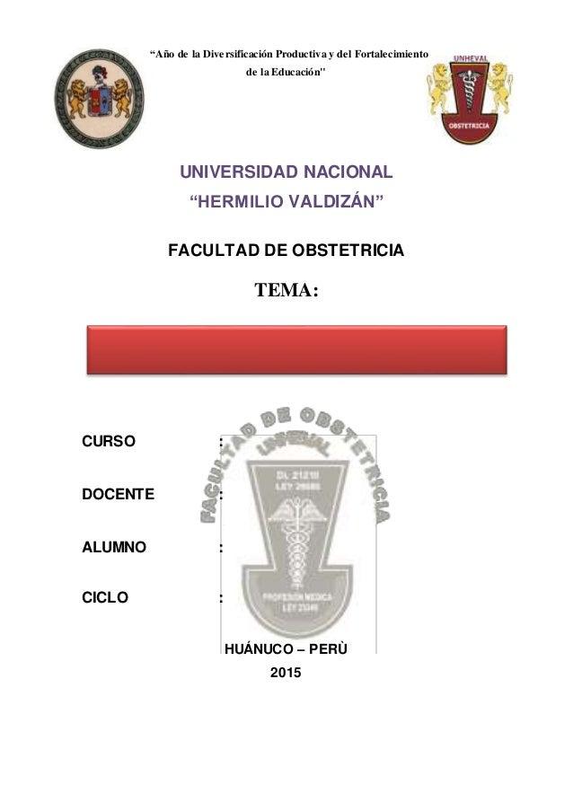 Obstetricia unheval
