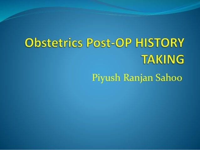 Piyush Ranjan Sahoo