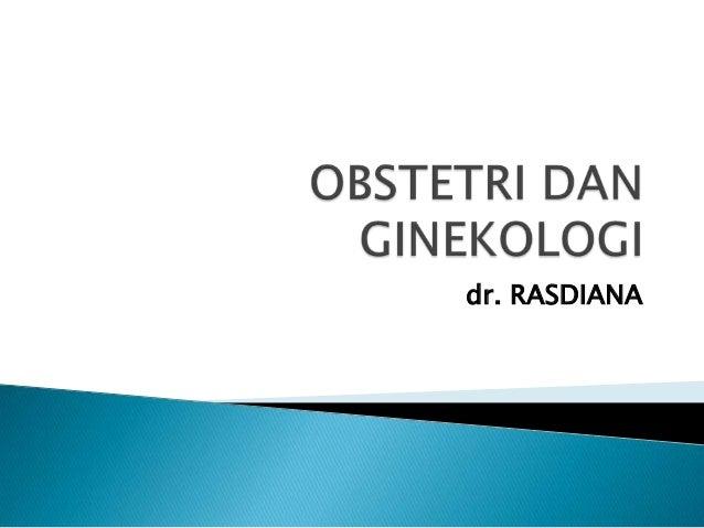 dr. RASDIANA