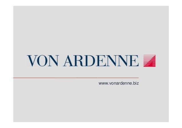 www.vonardenne.biz