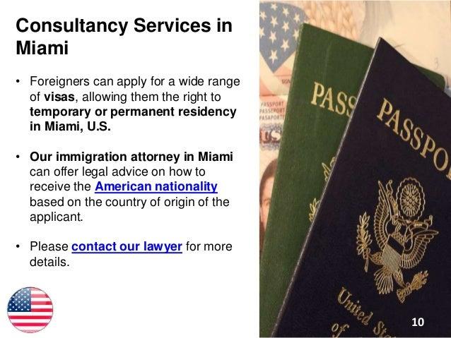 Obtain an Investor Visa in Miami