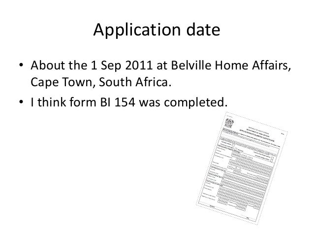 Obtaining an unabridged birth certificate in south africa 4 yadclub Choice Image