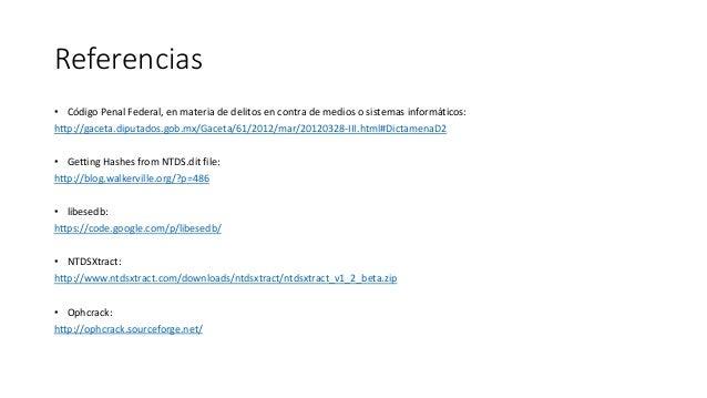 Obtener Contrasenas Del Directorio Activo Por Hkm Can someone post a link for an alternate copy. directorio activo por hkm