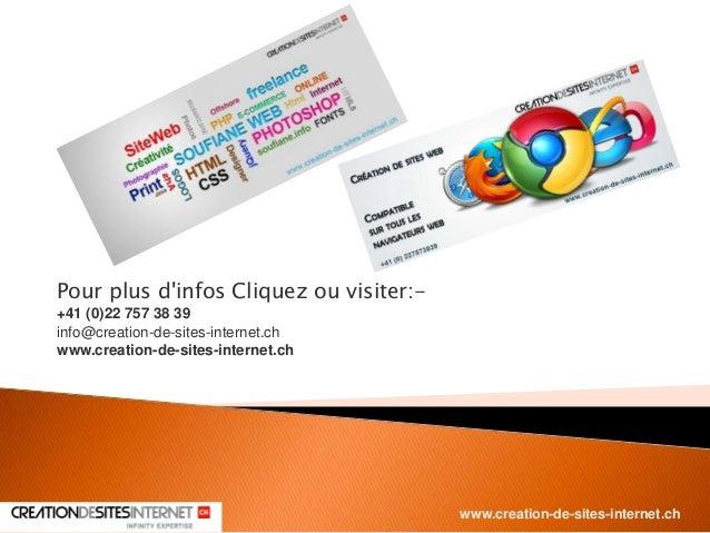 Obtenir de l aide pour la conception de site web gratuit à genève d42a1d3b952c