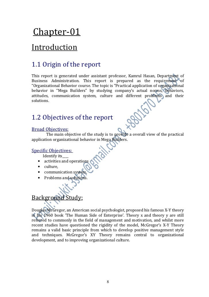 Organizational behavior essay topics