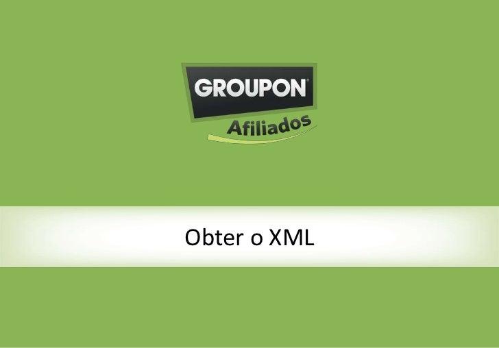 Como acessar o XMLXML           Obter o – Product Data?