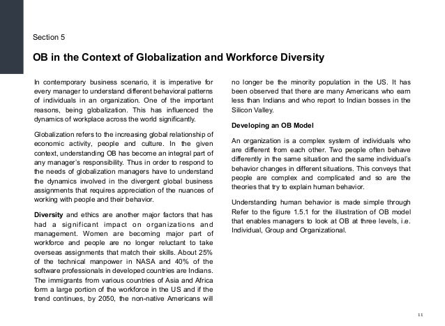 impact of diversity essay Diversity in the workplace has become a goal of companies across the country, but what are its pros and what is diversity and how does it impact work.