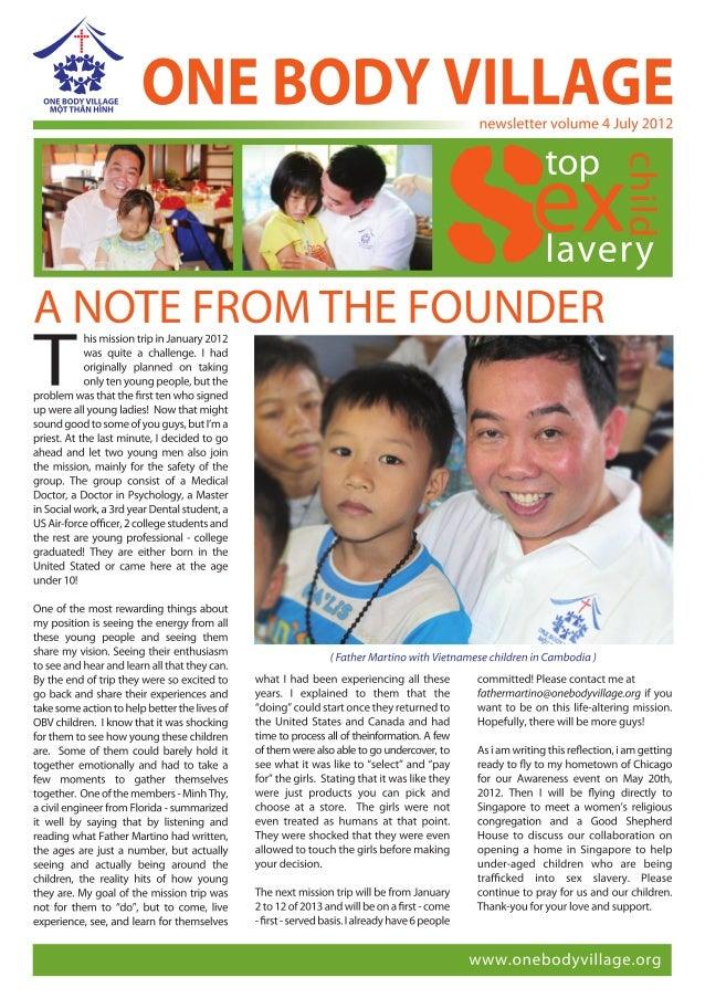Obv newsletter volume 4