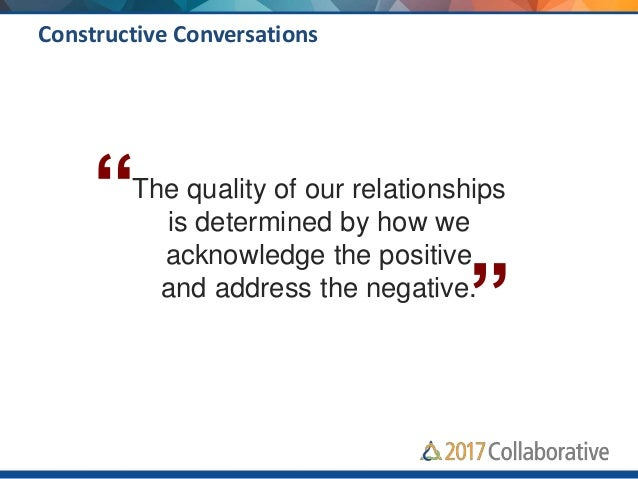 Acknowledging the Positive • What makes a compliment meaningful? • What constitutes positive feedback? • How do the motiva...