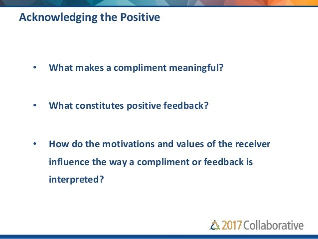 """I-Message* Model: • Behavior • Impact • Feelings Example: """"When you set up the training room yesterday (Behavior), it save..."""