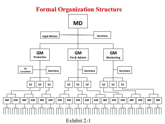 communication structure in organisation pdf
