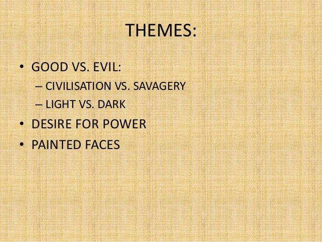 lotf themes
