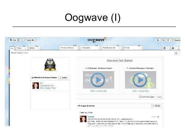 Oogwave (I)