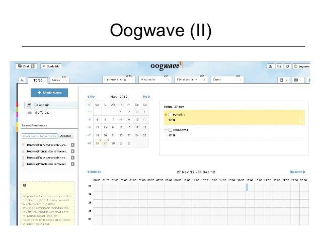 Oogwave (II)