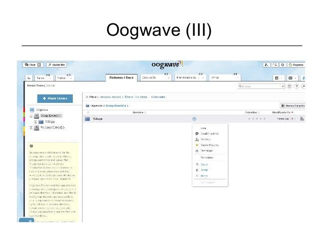 Oogwave (III)