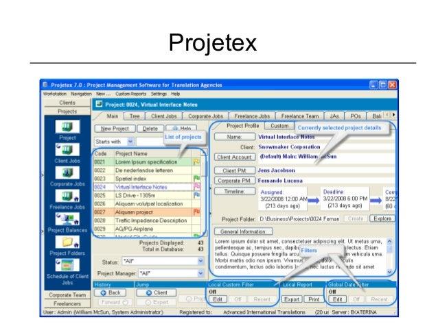 Projetex