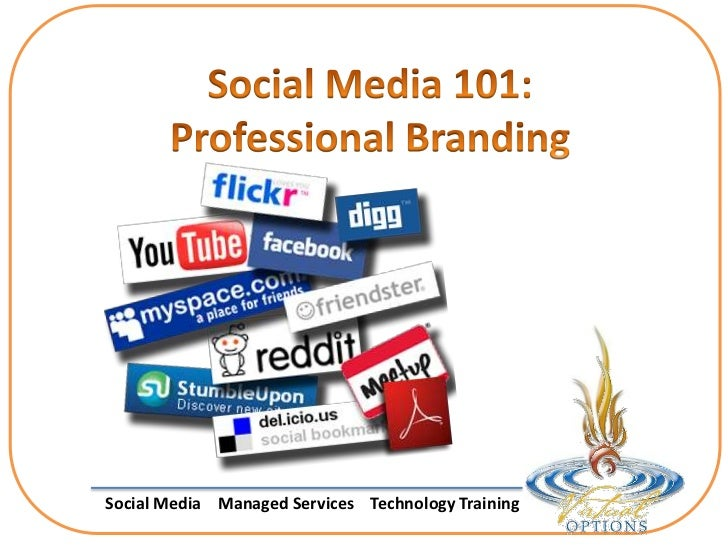 Social Media Managed Services Technology Training