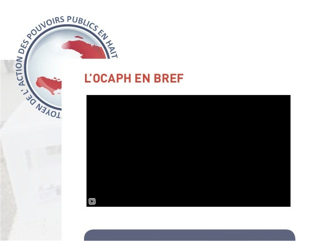 Ocaph élections 2015 Slide 3
