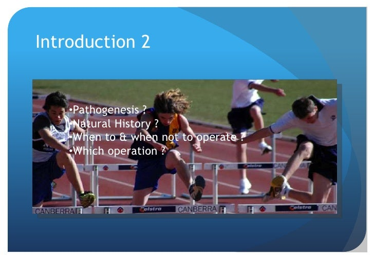 Introduction 2<br /><ul><li>Pathogenesis ?