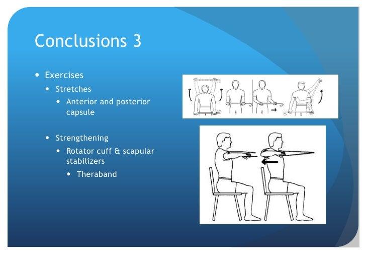 Surgical Treatment 1<br /><ul><li> Systematic review</li></ul>(Dorrestijin et al 2009 JSES)<br />'failed to provide eviden...