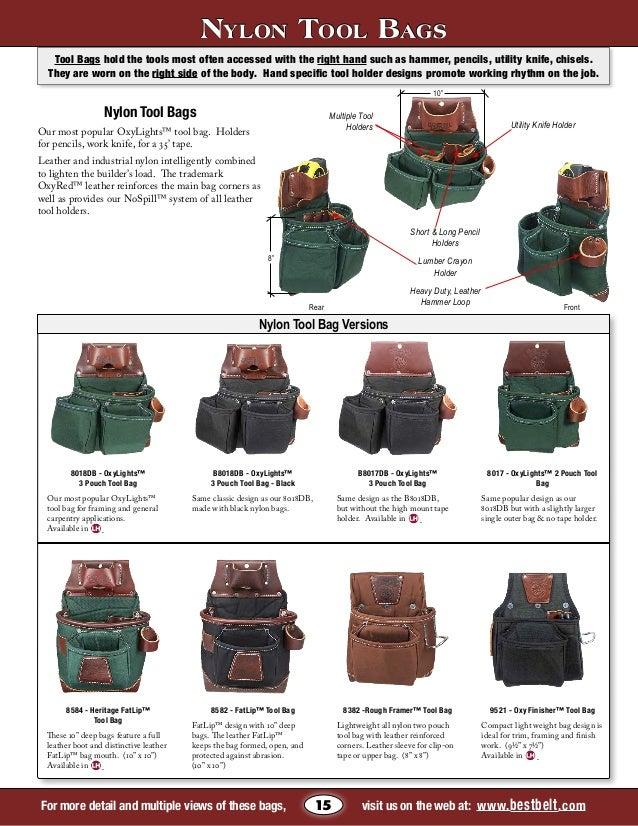 41a4b8883c1 Occidental Leather Catalog