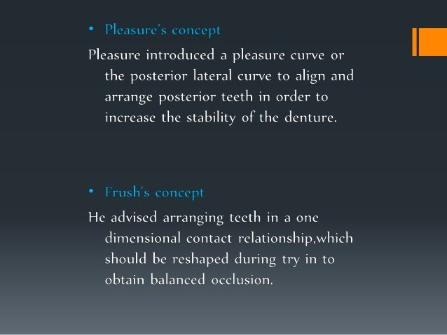 """4). COMPENSATING CURVE """"The anterioposterior and lateral curvatures in the alignment of the occluding surfaces and incisal..."""