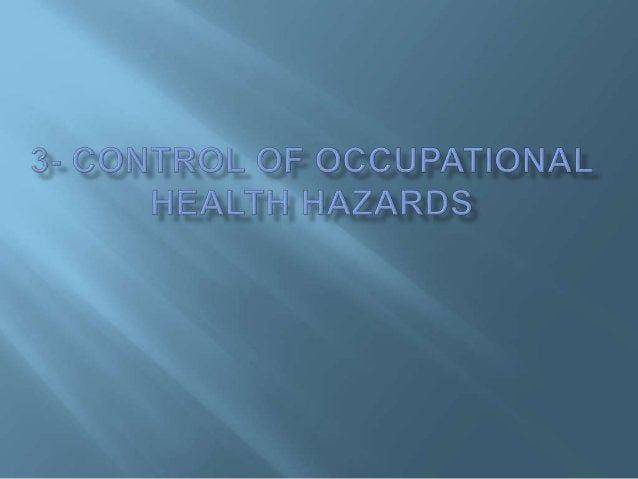 To diagnose an occupational disease, the nature of the worker's occupation and the cause of it must present in the occup...