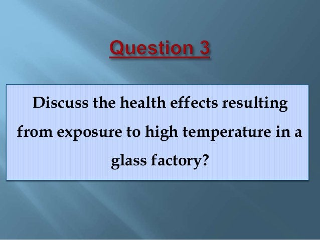 A) Acute effect: 1- Whole body irradiation: if exposure to doses > 1Gy, acute radiation syndrome will result. It is charac...