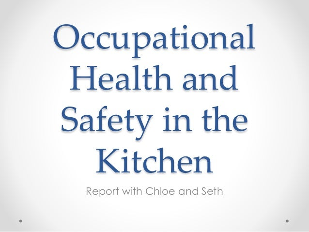 essays on occupational health and safety Social issues essays: occupational safety and health administration (osha.