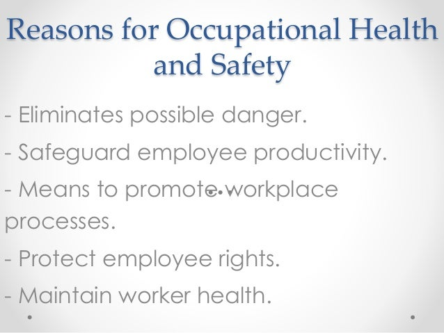 occupational health and safty in the Students who searched for online occupational health and safety courses found the following related articles, links, and information useful.