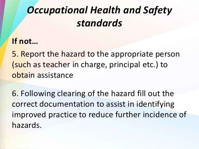 ohs remedy coding standards